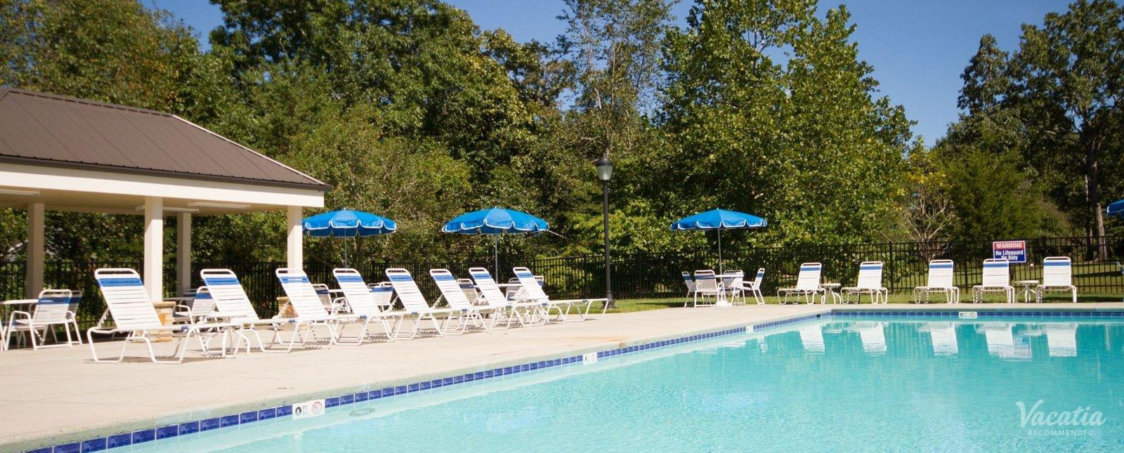 Wyndham Resort at Fairfield Glade Pools