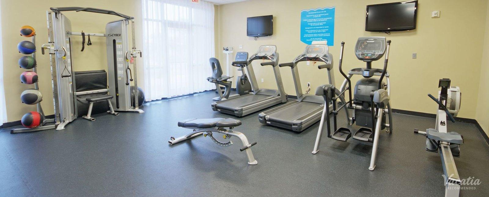 Wyndham Skyline Tower Fitness Center