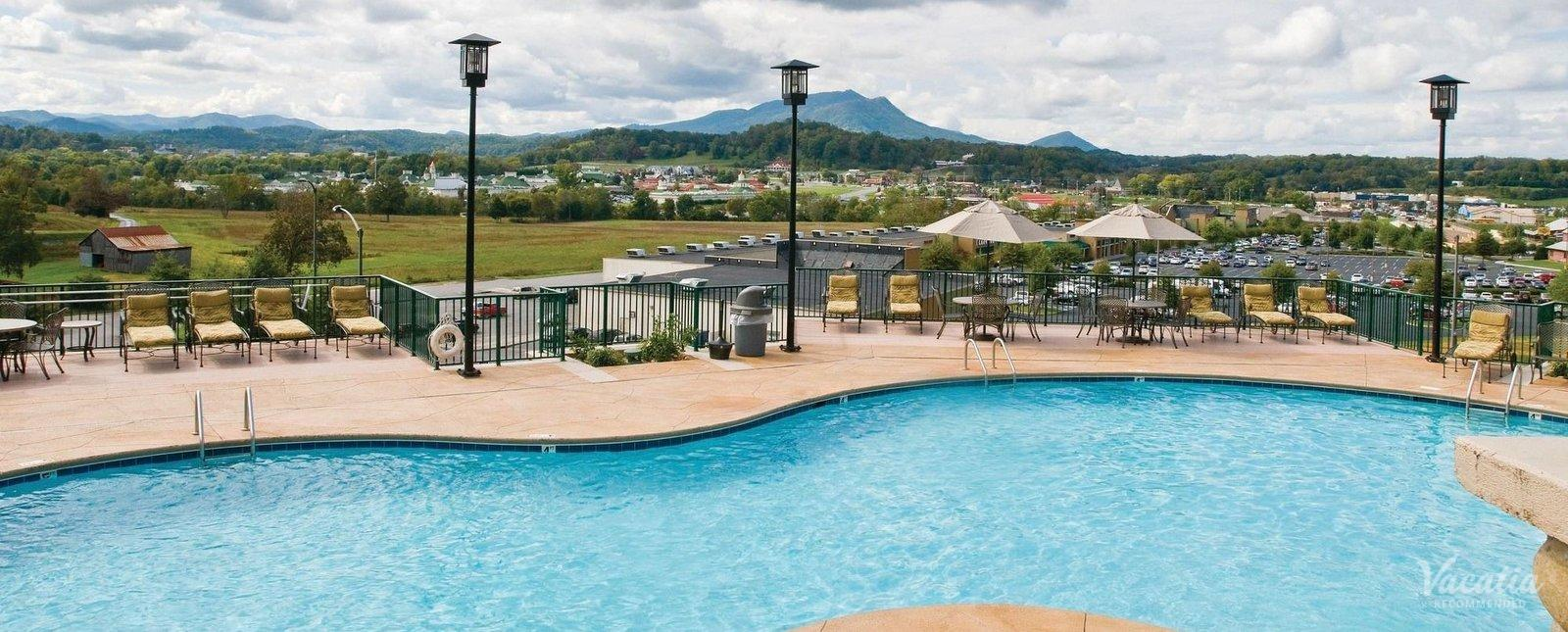 Wyndham Smoky Mountains Resort Pools