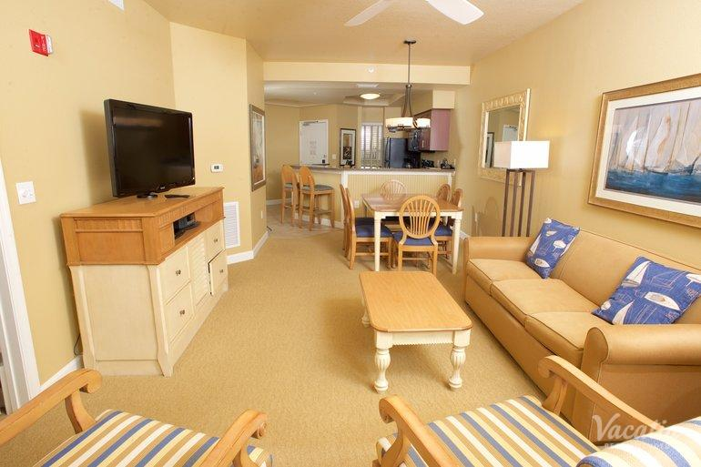 One Bedroom Sheraton Broadway Plantation Resort Villas Myrtle Beach Condo
