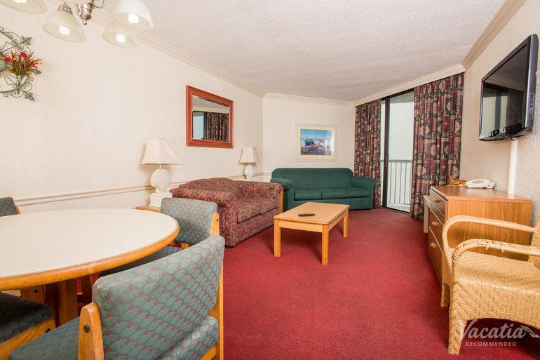 two bedroom two bath sands ocean club myrtle beach condo rentals