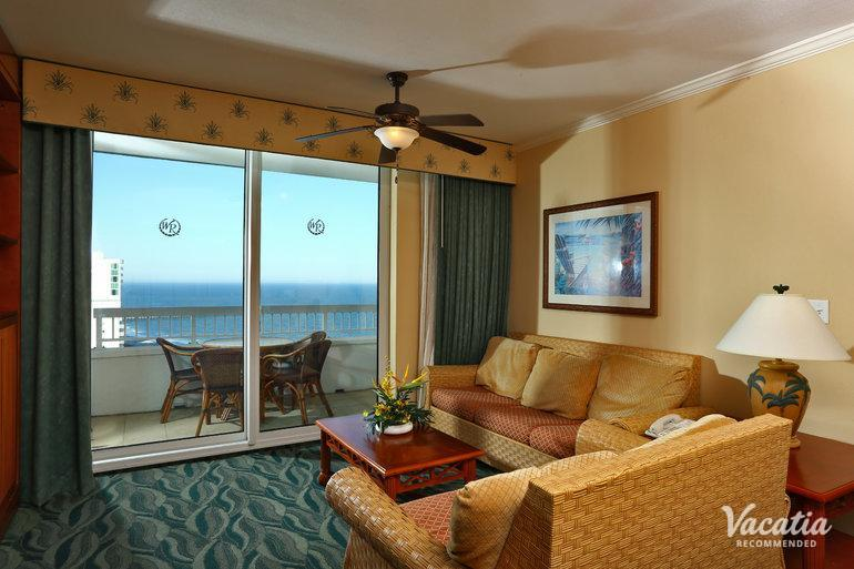 Two Bedroom Two Bath Oceanfront Westgate Myrtle Beach Oceanfront Resort