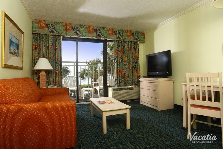 One Bedroom Oceanfront Long Bay Resort Myrtle Beach Condo Rentals