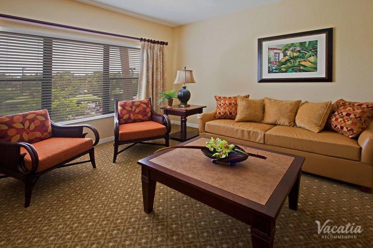 2 Bedroom Resort Residence Waterpark Orange Lake Resort Orlando Vacatia
