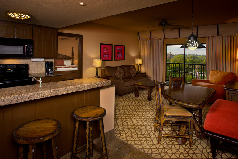 One bedroom two bath standard view disney 39 s animal - 3 bedroom grand villa disney animal kingdom ...