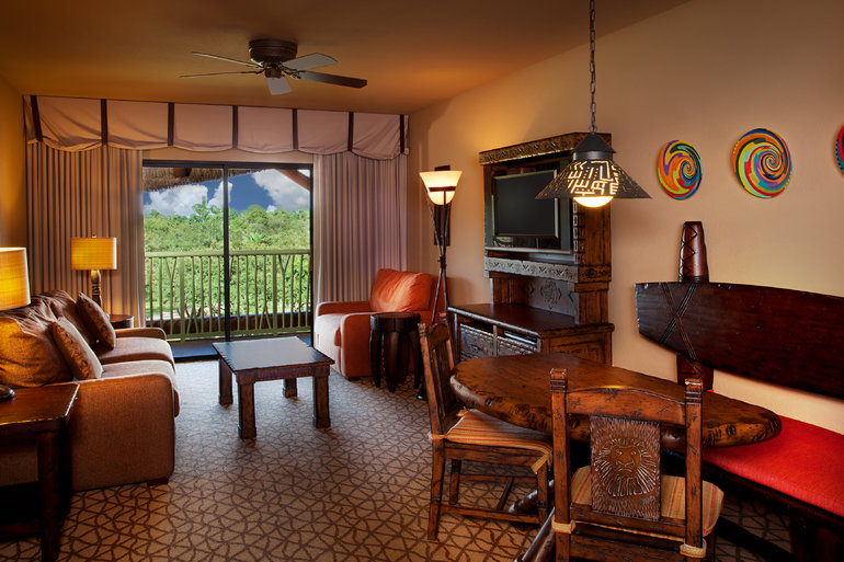 One bedroom two bath savanna view disney 39 s animal - 3 bedroom grand villa disney animal kingdom ...