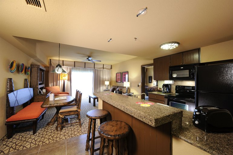 Two bedroom three bath savanna view disney 39 s animal - 3 bedroom grand villa disney animal kingdom ...