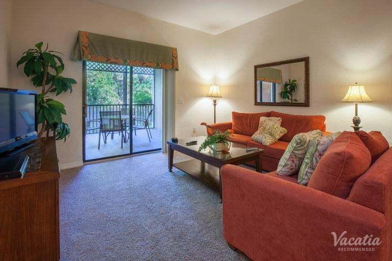 Two Bedroom Two Bath Caribe Cove Resort By Wyndham