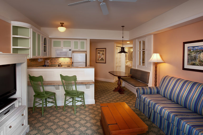 One Bedroom Disney S Beach Club Villas Orlando Suite