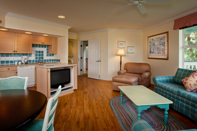 One Bedroom Disney S Old Key West Resort Orlando Suite