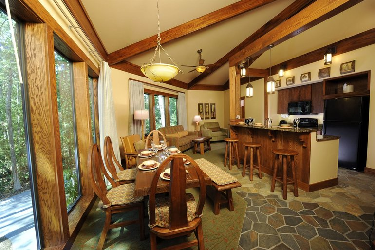 Three bedroom two bath treehouse disney 39 s saratoga - 3 bedroom resorts in orlando florida ...