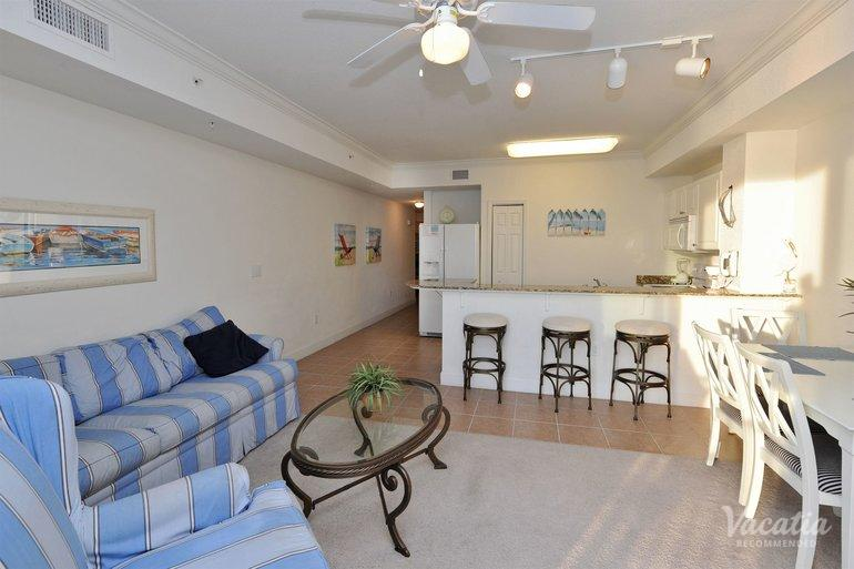 Two Bedroom Two Bath Gulf Front Tidewater Beach Resort By Wyndham Vacation Rentals Panama