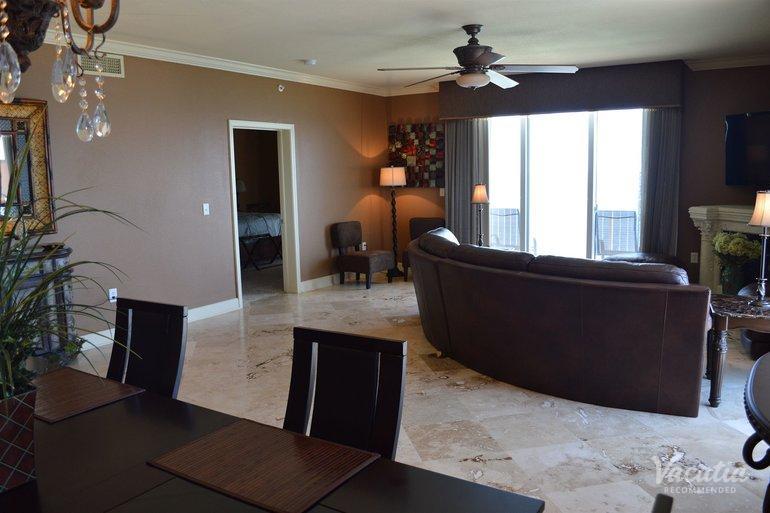 Three Bedroom Three Bath Gulf Front Tidewater Beach Resort By Wyndham Vacation Rentals
