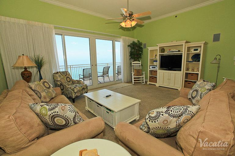Two Bedroom Two Bath Sterling Resorts Sterling Beach Panama City Condo Rentals