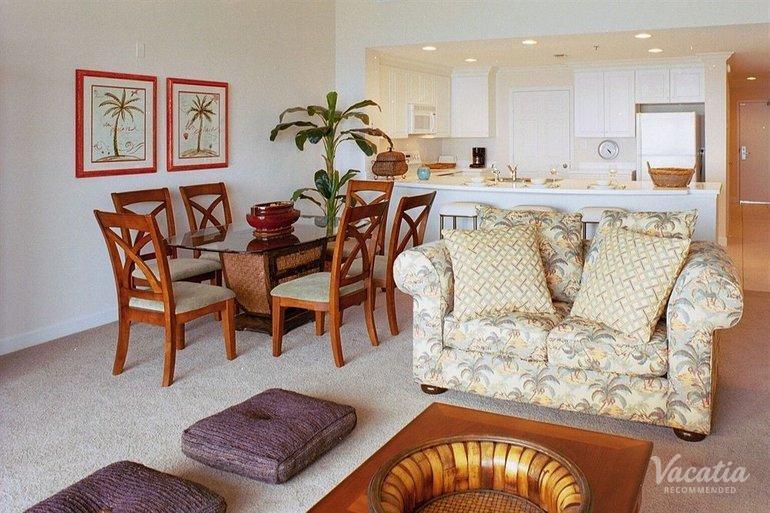 Three Bedroom Two Bath Sterling Resorts Sterling Beach Panama City Condo Rentals