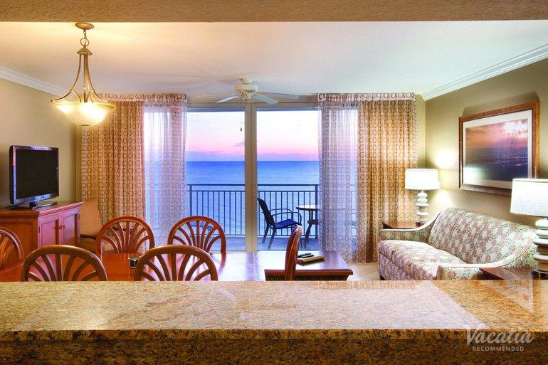 Deluxe Two Bedroom Two Bath Wyndham Vacation Resorts Panama City Beach Panama City Condo