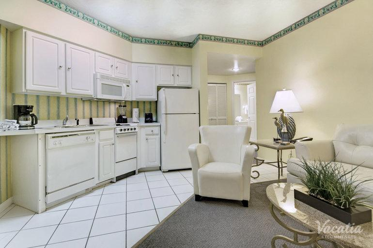 One Bedroom Wyndham Ocean Walk Daytona Beach Condo Rentals