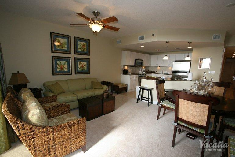 One bedroom resort residence gulf view grand panama - Two bedroom condo panama city beach ...