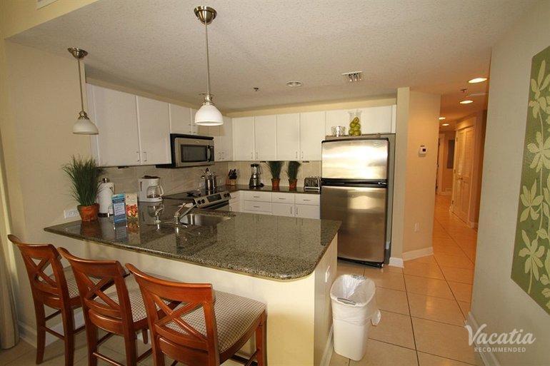 3 Bedroom Resort Residence Gulf Front Sleeps 8 Grand Panama Beach Resort Vacatia