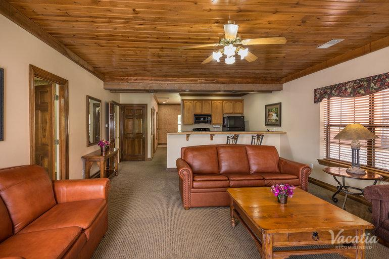 Deluxe One Bedroom Westgate Branson Woods Resort And Cabins Branson Condo Rentals