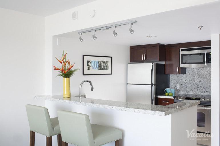 Two Bedroom Two Bath Ocean View Ilikai Hotel Luxury Suites Oahu Condo Rentals
