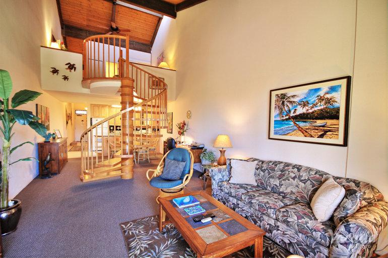 Two Bedroom Two Bath Ocean View Kamaole Sands Maui Condo Home Maui Condo Rentals