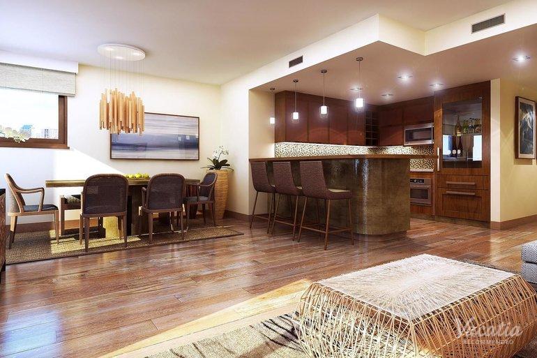Three-Bedroom, Three-Bath Penthouse Ocean View Accessible Bathtub ...
