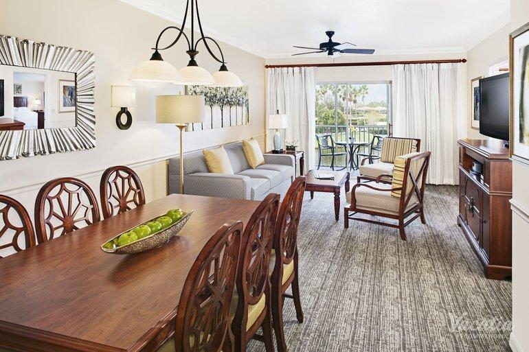 Two Bedroom Two Bath Sheraton Pga Vacation Resort Port St Lucie