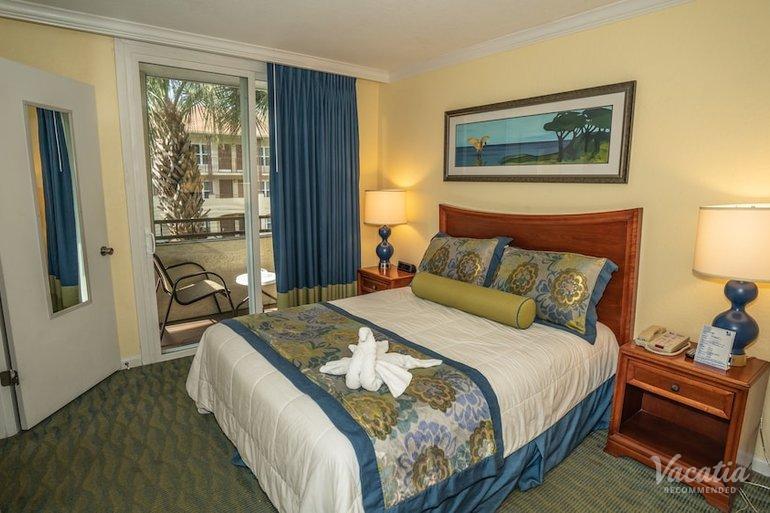 Executive Villa 1 Bedroom Spm Blue Tree Resort In Lake Buena Vista Orlando Suite Rentals