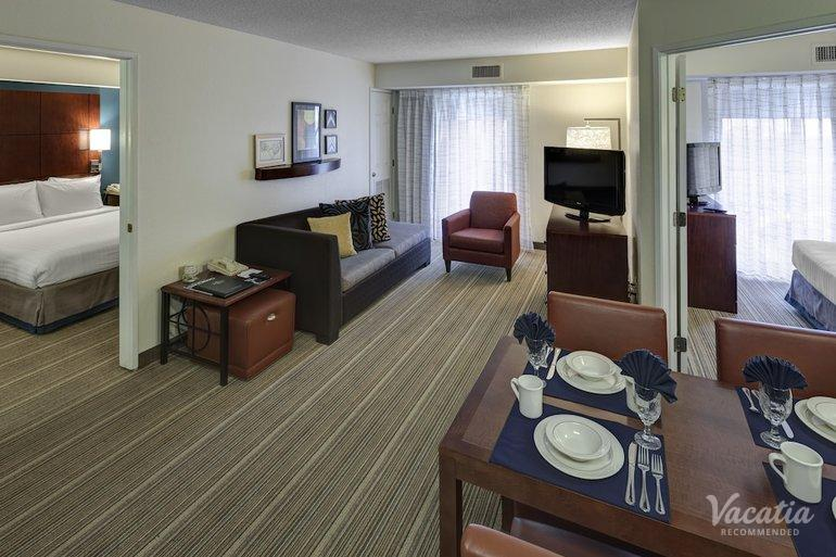Awesome Suite 2 Bedrooms Residence Inn By Marriott San Diego Download Free Architecture Designs Ponolprimenicaraguapropertycom
