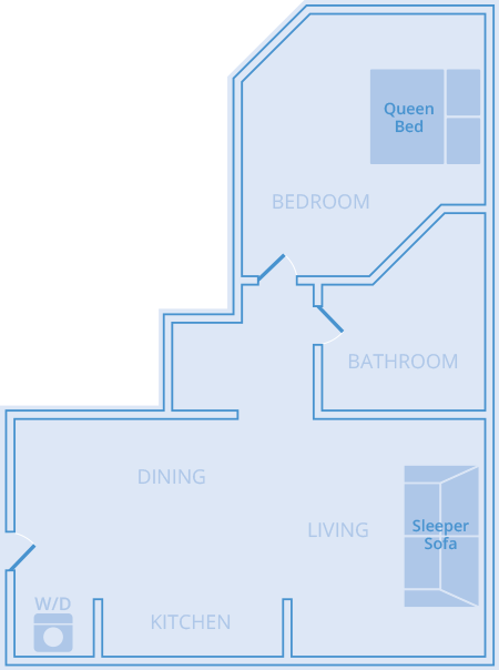 One Bedroom Sheraton Broadway Plantation Resort Villas Myrtle